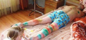 13 Awesome pictures every parent will identify with Part 1. Very Funny.