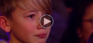 Britain's Got Talent 2015 Tear Jerker must watch.