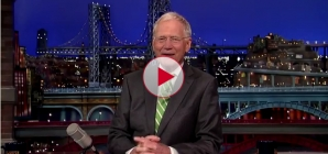 David Letterman's Final Appearance on the Tonight Show.