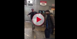 It's Friday! Do you dance like this at the ATM when you get paid?