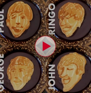 OMG! Must Watch! This totally amazing. Beatles Pancakes anyone?