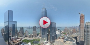 Awesome 11 Year Time-Lapse video of One World Trade Center New York.