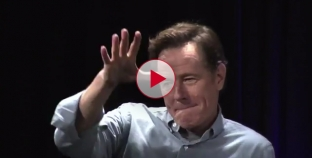 Albuquerque guy gets owned by Bryan Cranston. Boom LOL
