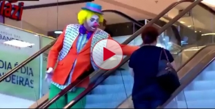 Check out what this clown did to this woman to make her flip out. LOL