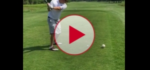 Golfer kills seagull with terribly bad Tee shot OMG