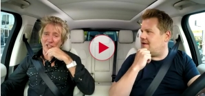 Rod Stewart & A$AP Rocky Carpool Karaoke. Awesome