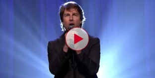 Lip Sync Battle with Tom Cruise and Jimmy Fallon on The Tonight Show.