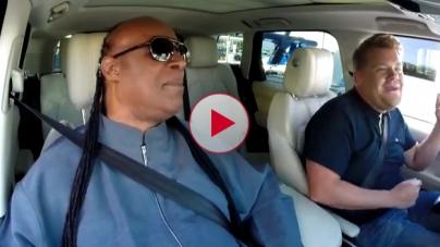 Stevie Wonder Carpool Karaoke. Must Watch It's Absolutely Awesome!