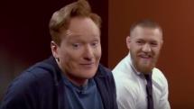 Conan o'Brien VS Conor McGregor Clueless Gamer: UFC2 LOL