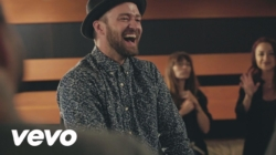 Justin Timberlake Can't Stop The Feeling First Listen (Featuring the cast of DreamWorks Animation's Trolls)